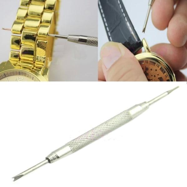 Stål Sprintverktyg för av och påmontering av armband