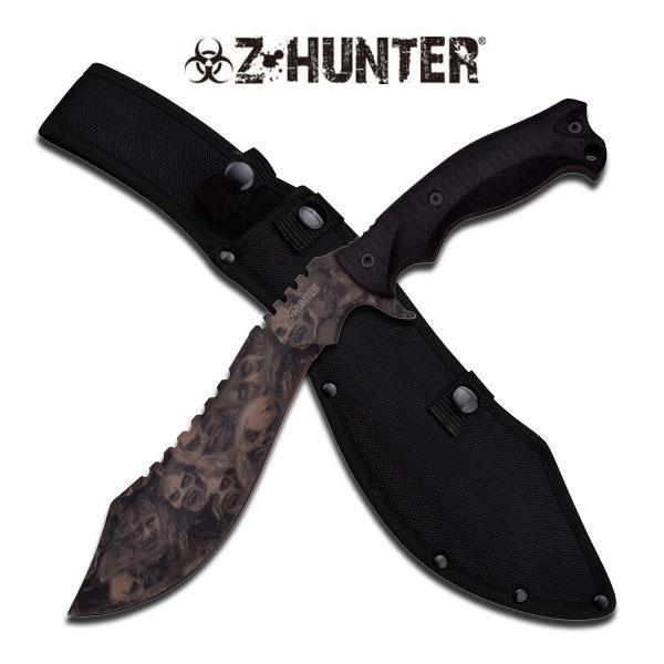 Z -HUNTER - 117 - jagtkniv