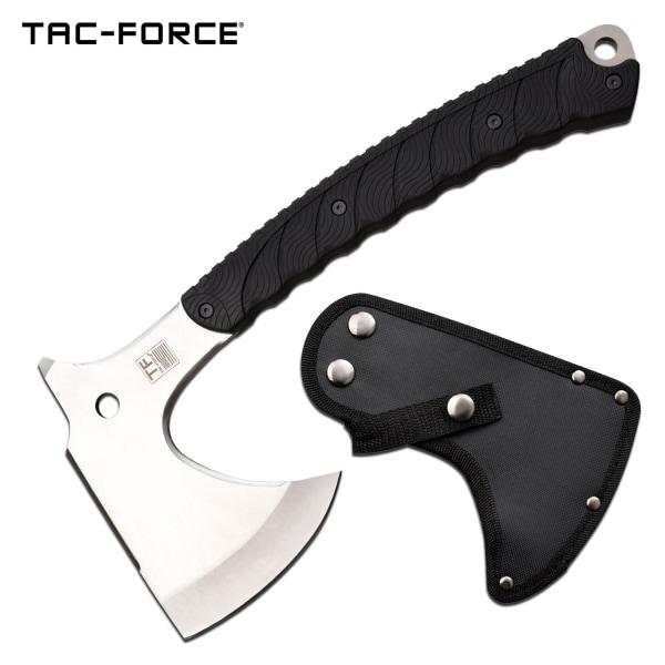 TAC -FORCE - TF -AXE003S - Taktinen Tomahawk Black