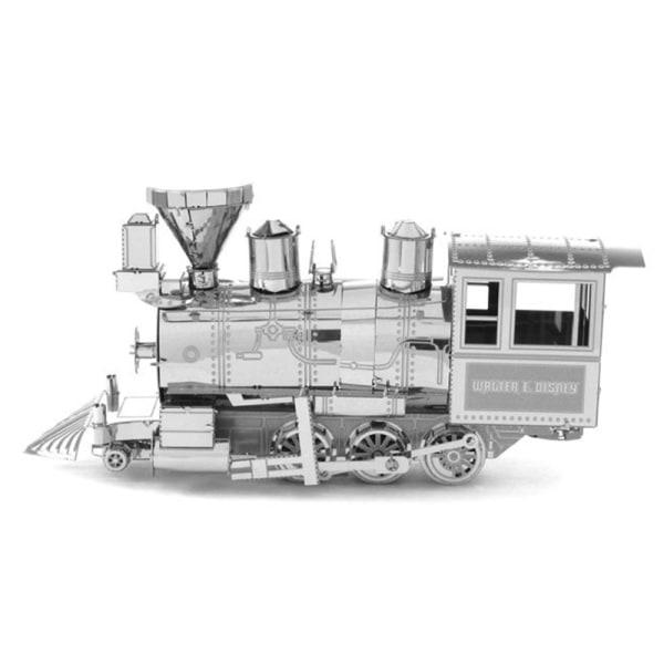 3D Pussel Metall disney tåg
