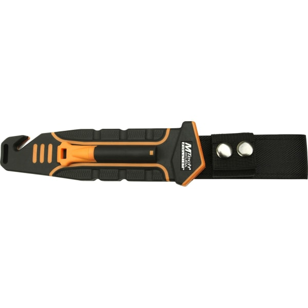 MTech Evolution - MTE -FIX009M - FULL TANG SURVIVAL veitsi Orange