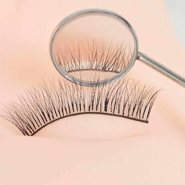 Ögonfransinspektion Spegel Beauty Lash Extension Eyes Look Tools 1pc