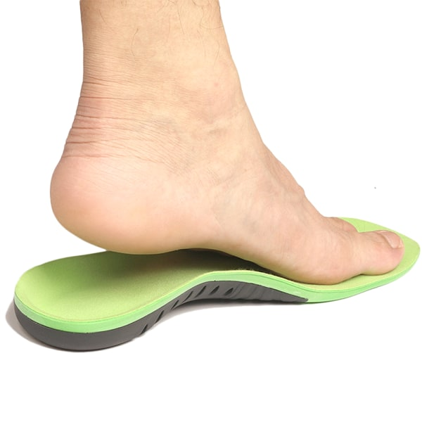 Ortotiska skoinsula med stöd för höga bågar 41-42