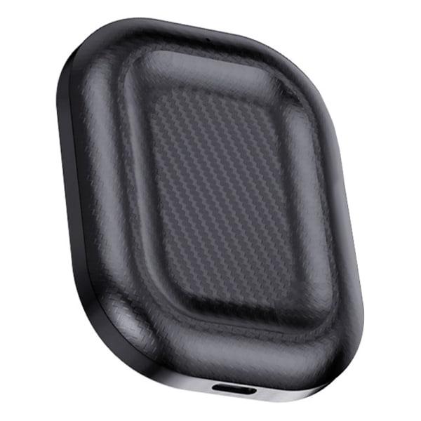 Qi Trådlöst Bluetooth-headset Snabbladdande laddare White