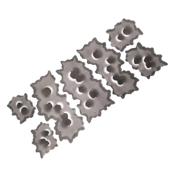 Skotthål / Bullet Stickers