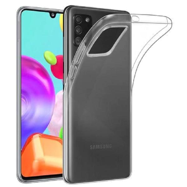 Samsung Galaxy A41 - UltraSlim silikonfodral / skal