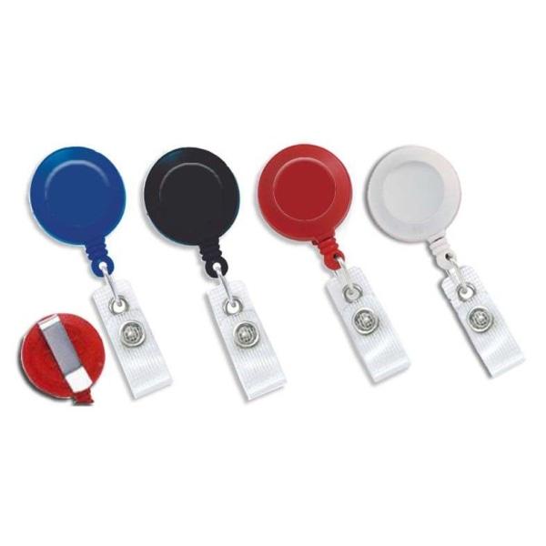 nyckelhållare / passerkortshållare Yoyo blå