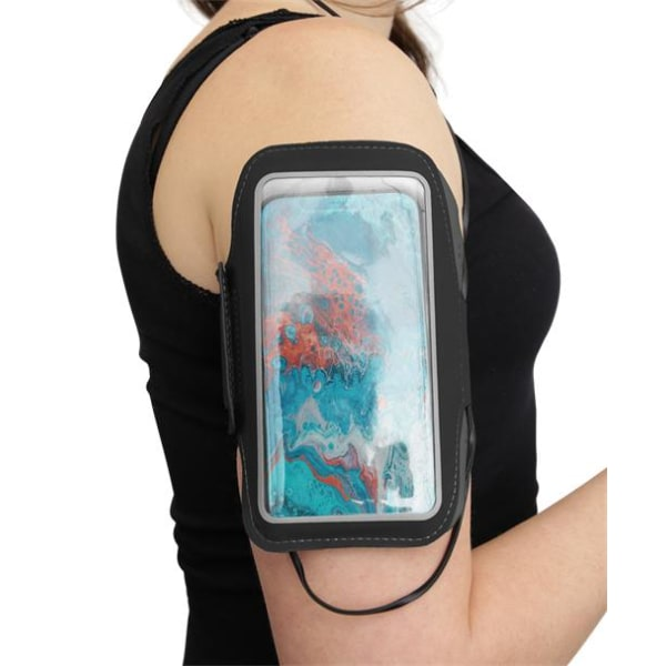 """Sportarmband slimmat för upp till 6,5"""" smartphones"""