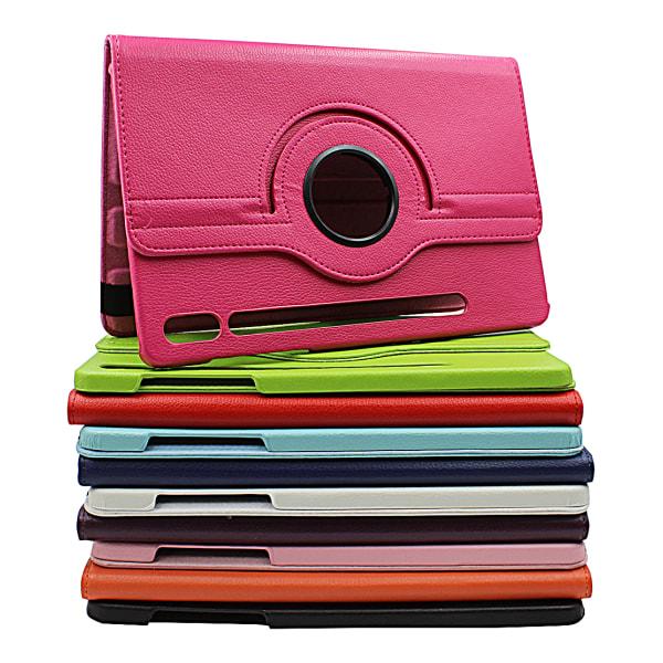 360 Fodral Samsung Galaxy Tab S7 11.0 (T870/T875) (Svart) Röd
