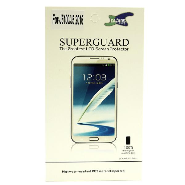 6-Pack Skärmskydd Samsung Galaxy J5 2016 (J510F)
