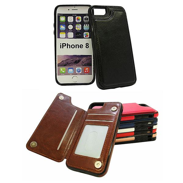 CardCase iPhone 8 Svart