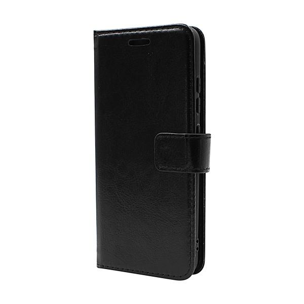 Crazy Horse Wallet Asus ZenFone 8 (ZS590KS) Hotpink