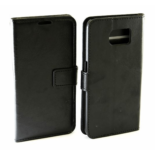 Crazy Horse wallet Samsung Galaxy S6 (G920F) Svart