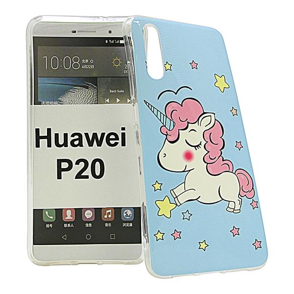 Designskal TPU Huawei P20