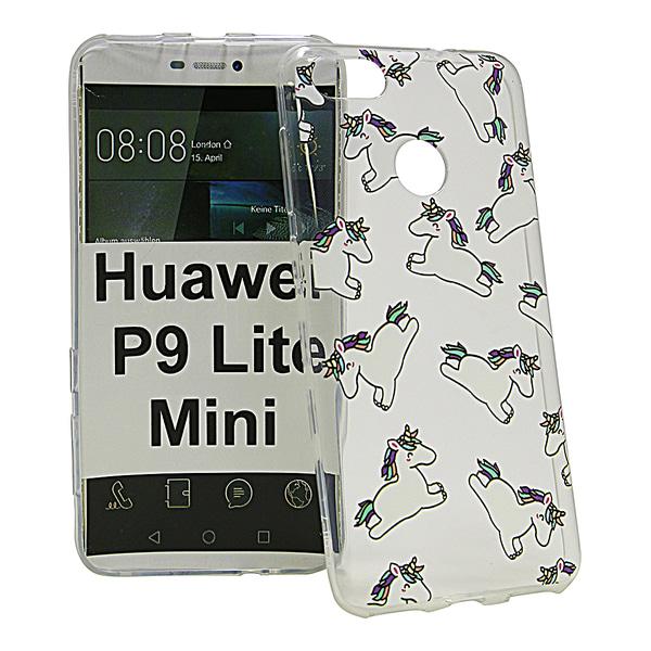 Designskal TPU Huawei P9 Lite Mini
