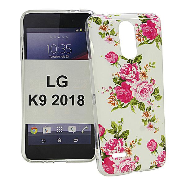 Designskal TPU LG K9 2018 (LMX210)