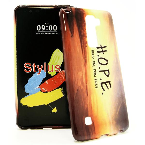Designskal TPU LG Stylus 2 (K520)