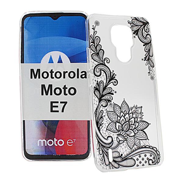 Designskal TPU Motorola Moto E7