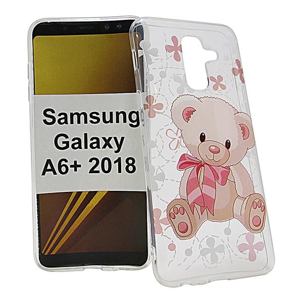 Designskal TPU Samsung Galaxy A6+ / A6 Plus 2018 (A605FN/DS)