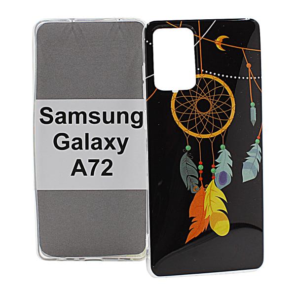 Designskal TPU Samsung Galaxy A72 (A725F/DS)