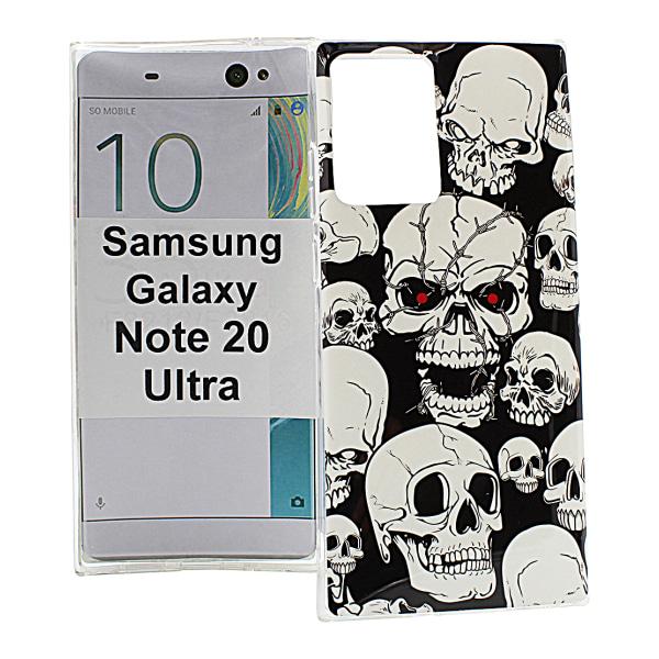 Designskal TPU Samsung Galaxy Note 20 Ultra 5G (N986B/DS)