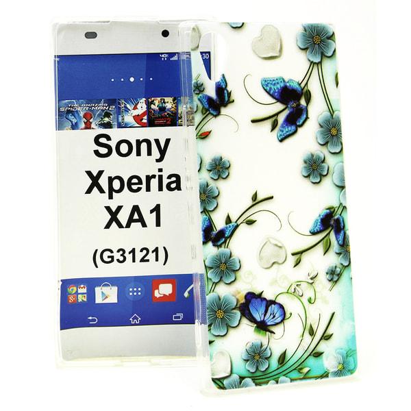 Designskal TPU Sony Xperia XA1 (G3121)