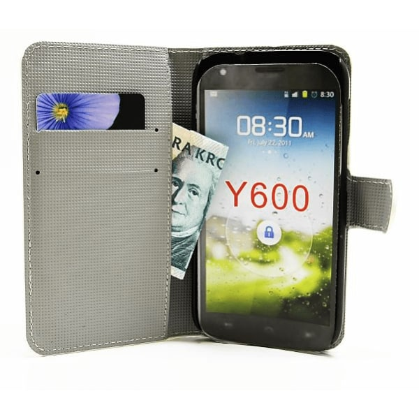 Designwallet Huawei Ascend Y600