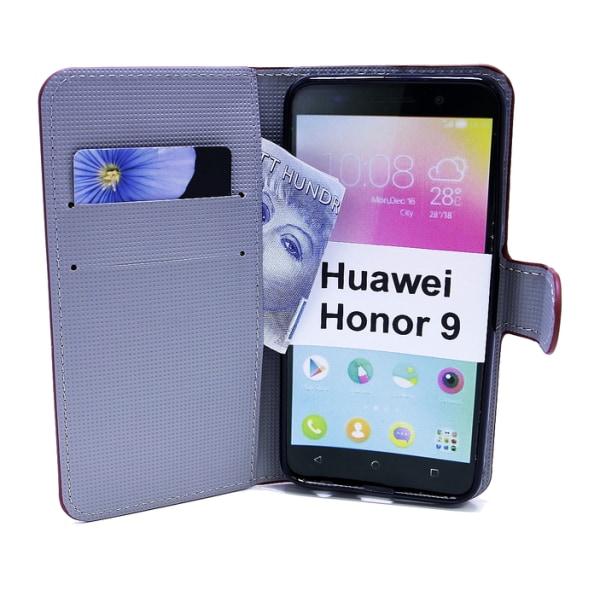 Designwallet Huawei Honor 9 (STF-L09)