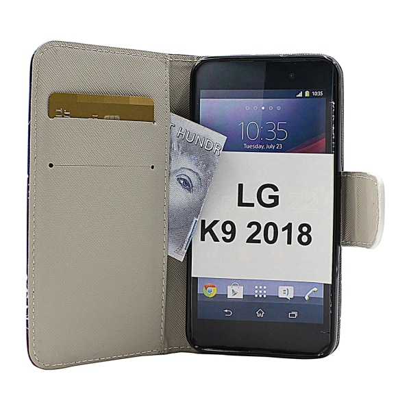 Designwallet LG K9 2018 (LMX210)