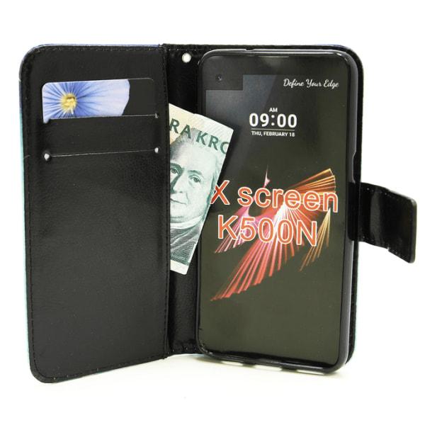 Designwallet LG X Screen (K500N)
