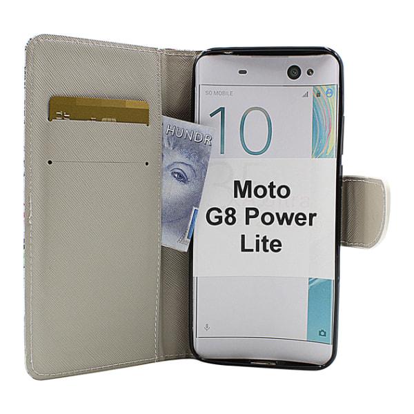 Designwallet Motorola Moto G8 Power Lite
