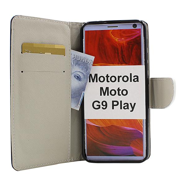 Designwallet Motorola Moto G9 Play