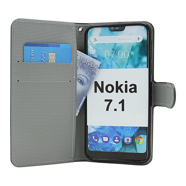 Designwallet Nokia 7.1