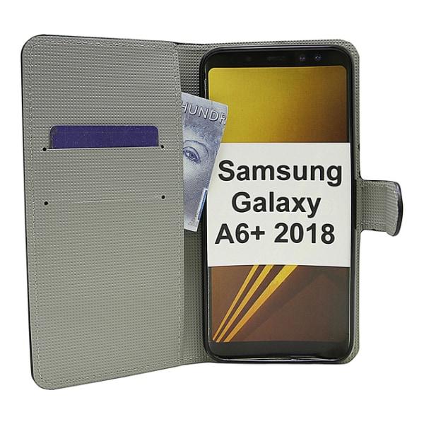 Designwallet Samsung Galaxy A6+ / A6 Plus 2018 (A605FN/DS)