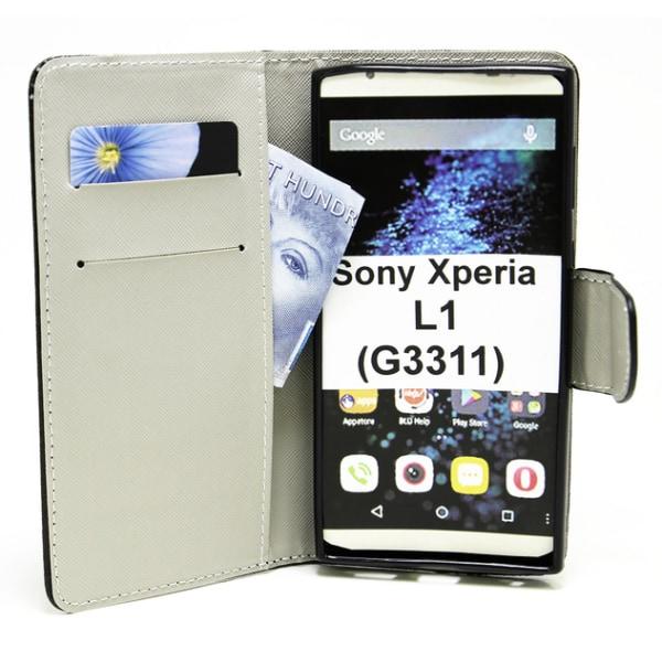 Designwallet Sony Xperia L1 (G3311)