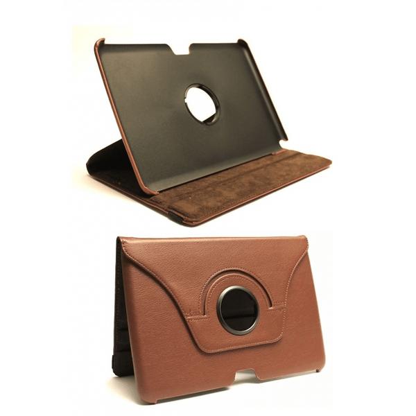 Fodral (360) till Samsung Galaxy Tab 2 (10.1) Svart