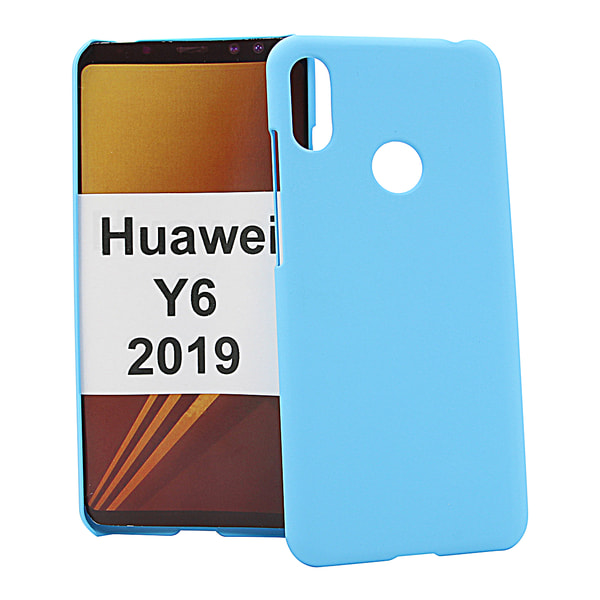 Hardcase Huawei Y6 2019 Ljusblå
