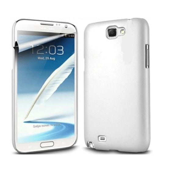 Hardcase skal Samsung Galaxy Note 2 (N7100) Vit
