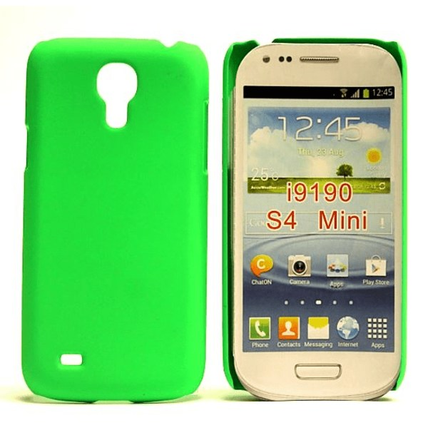 Hardcase skal Samsung Galaxy S4 Mini (i9195) Blå