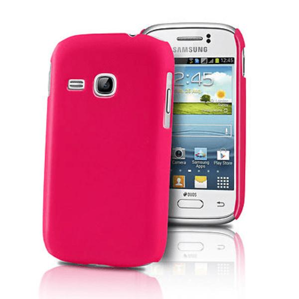 Hardcase skal Samsung Galaxy Young (s6310) Grön