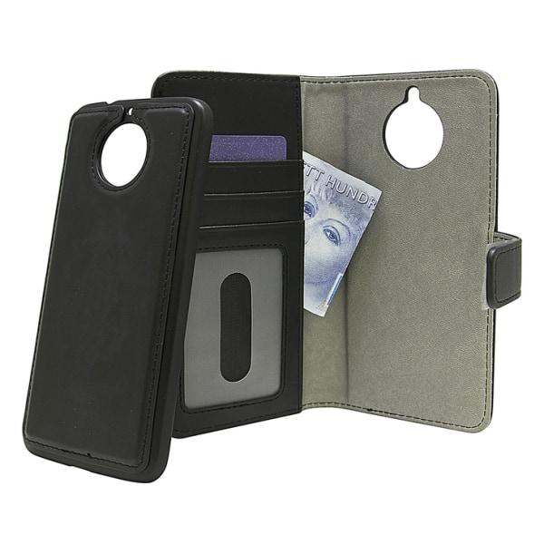 Magnet Wallet Moto G5s Svart