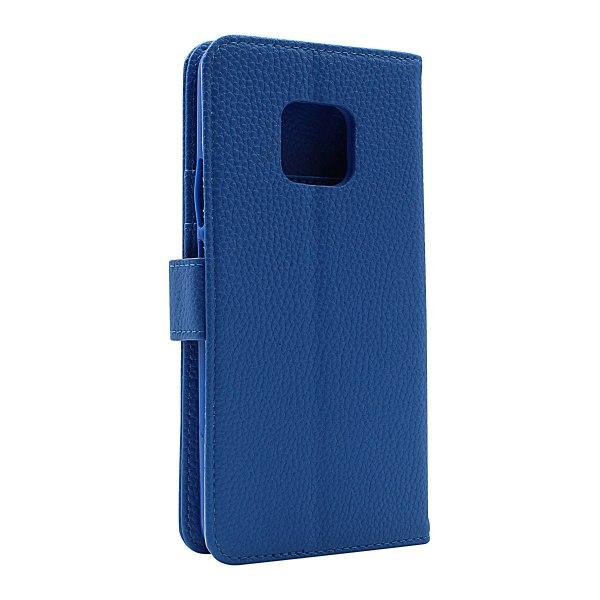 New Standcase Wallet Huawei Mate 20 Pro (LYA-L29) (Blå)