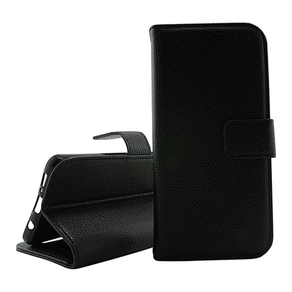 New Standcase Wallet ZTE Blade V8 Svart