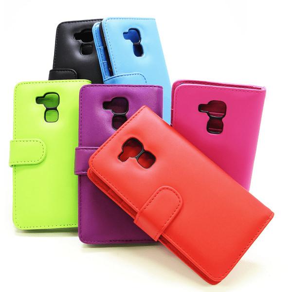 Plånboksfodral Huawei Honor 7 Lite (NEM-L21) Röd