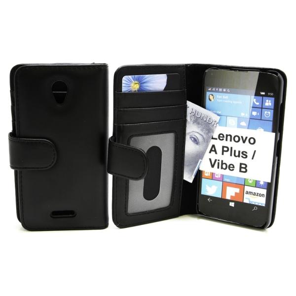 Plånboksfodral Lenovo B / Vibe B Hotpink J262