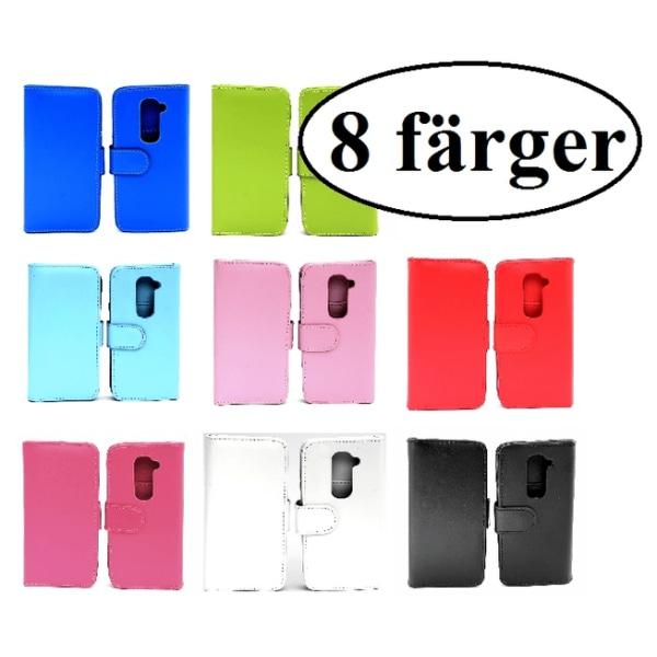 Plånboksfodral LG G2 Mini (D620) Hotpink