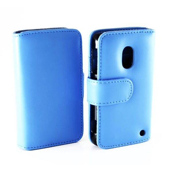 Plånboksfodral Nokia Lumia 620 Grön