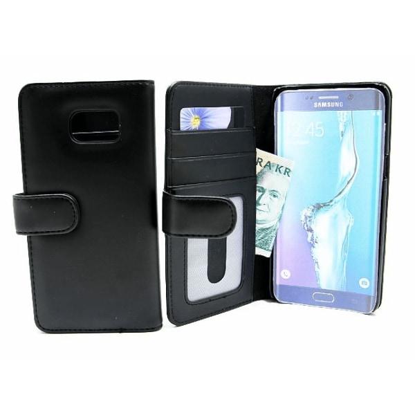 Plånboksfodral Samsung Galaxy S6 Edge+ (SM-G928F) Röd