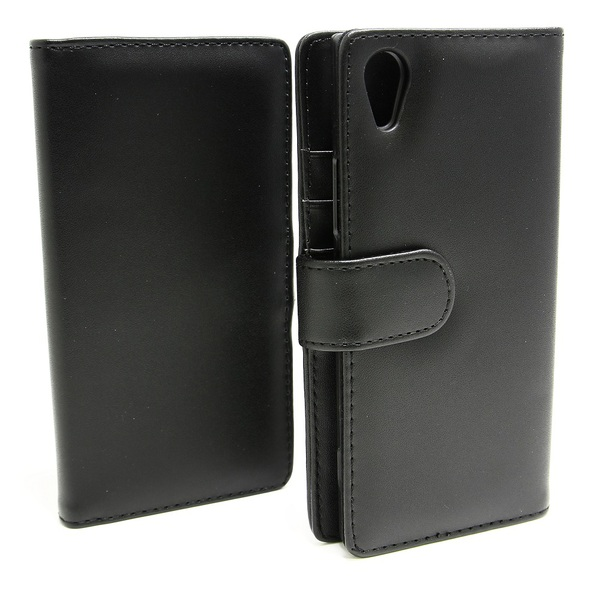 Plånboksfodral Sony Xperia XA1 (G3121) Grön