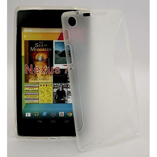 S-Line skal Google Nexus 7 2nd Generation Röd